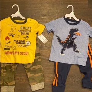 Boys outfits size 18mo